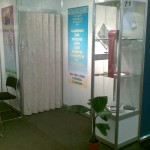 Rotek Booth Medica 2011 Presenting All Types of Flexible Packaging
